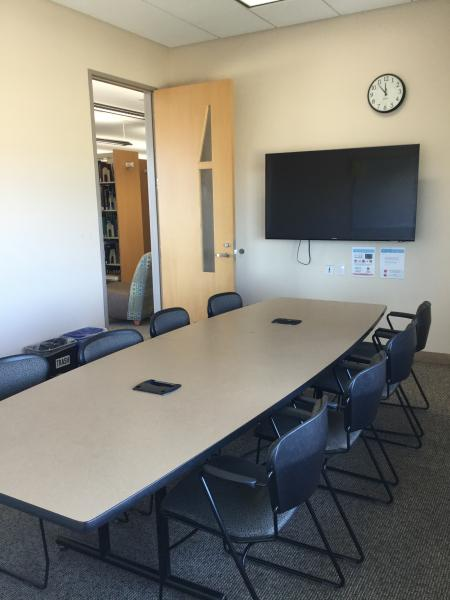 Library Group Room Booking